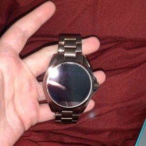 Michael Kors Smart Watch- Sable Tone